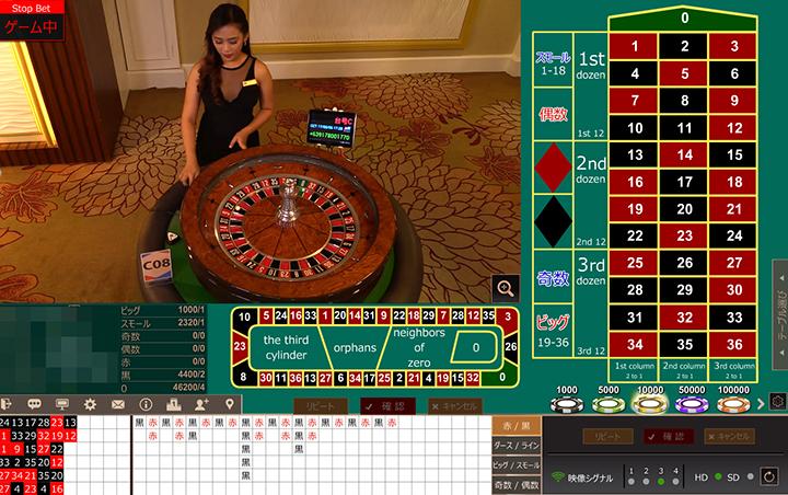 カジノベガス オンラインカジノ エンパイア777